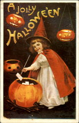 A Jolly Halloween (Reproduction)