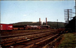 The Lehigh Valley Railroad Shops