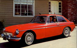 The New MGB-GT