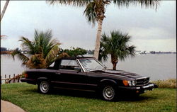 1981 Mercedes-Benz 380SL Convertible Coupe