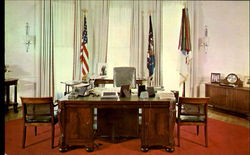 The White House President's Office