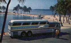 America's Favorite Bus The Super Scenicruiser