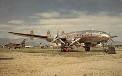TWA-Trans World Airlines L-049 Constellation