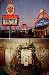 Cupid Wedding Chapel, 1515 Las Vegas Blvd. So