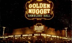 The Million Dollar Golden Nugget Gambling Hall