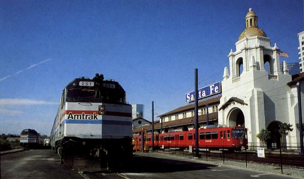 Amtrak Trains, Railroad