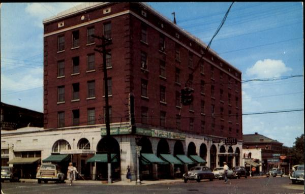 Hall Hotel Mayfield Kentucky