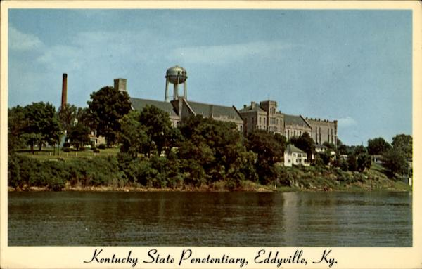 kentucky state penitentiary eddyville  ky