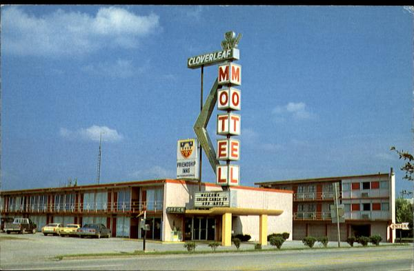 Friendship Inn Cloverleaf, 711 E. Dixie Ave. Elizabethtown Kentucky