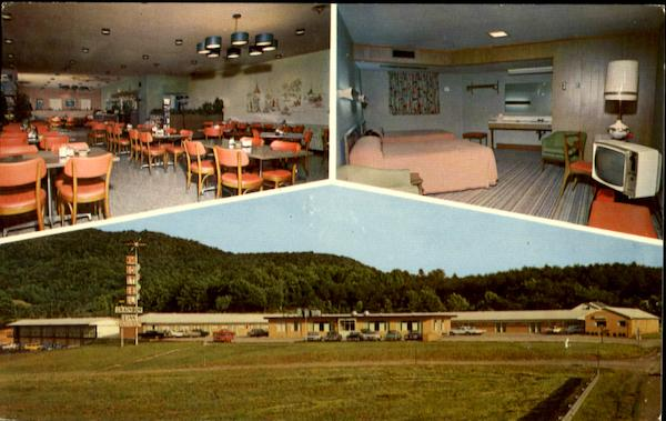 Rainbow Inn & Restaurant, Interstate 40 Morganton North Carolina
