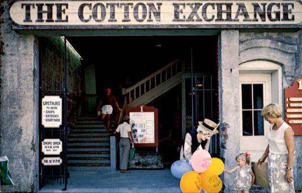 The Cotton Exchange Wilmington North Carolina