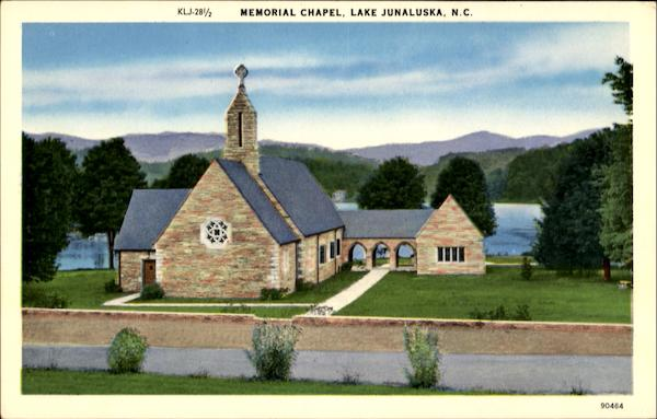 Memorial chapel lake junaluska nc for Lake junaluska fishing