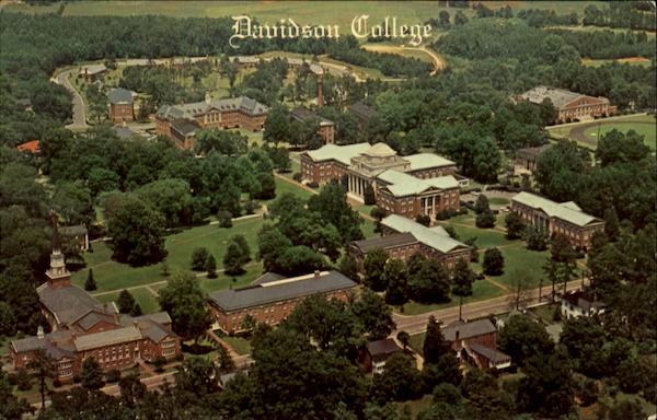 N Letter Love Davidson College Charl...