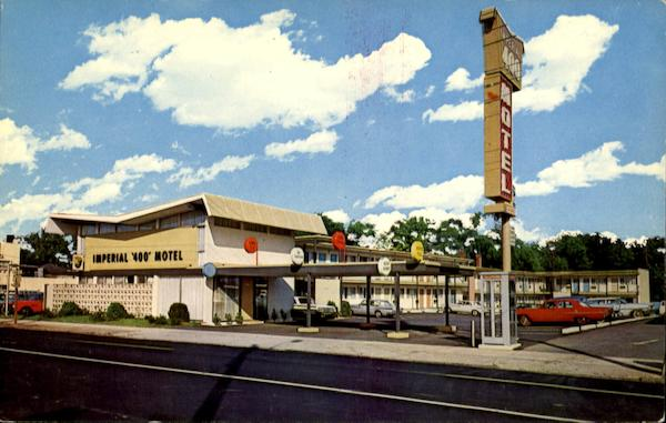 Motel  On South Tryon