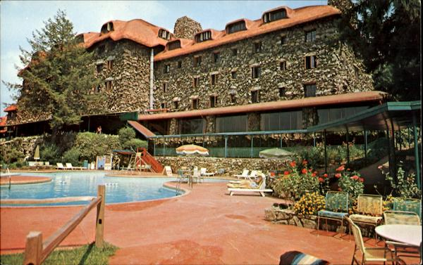 Grove Park Inn And Country Club Asheville North Carolina