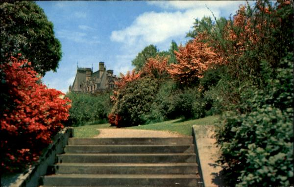 Biltmore House And Gardens Asheville North Carolina