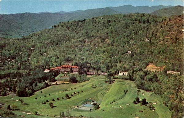 Grove Park Inn Asheville North Carolina