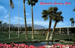 Eldorado Country Club Postcard