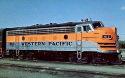 Western Pacific 913