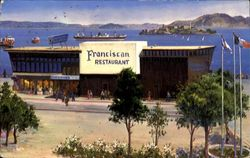 The Franciscan Restaurant, Fisherman's Wharf