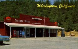 Whiskeytown Post Office