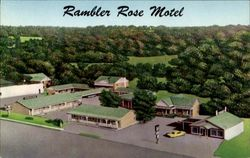Rambler Rose Motel, Intersection 431 and 62