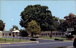 Old Kentucky Home Motel, 414 West Stephen Foster Ave