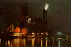 Amanda Blast Furnace Armco Steel Corporation