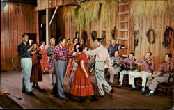 Old Time Square Dancing In Kentucky