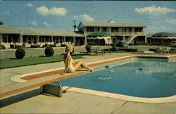 Horse Cave Motel Inc.,, U. S. Highway 31-W