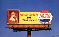 Birthplace Of Pepsi-Cola