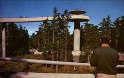 Clingman's Dome Tower, Great Smoky Mountains National Park