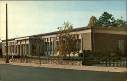 Henderson County Public Library, 301 North Washington St