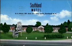 Southland Motel, U. S. Hwys 301 and 501