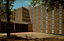 Fletcher Dorm, East Carolina University