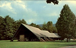 Campground Program Shelter And Campground Store, Great Smoky Mountains National Park