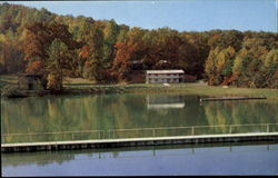Lake Ridgecrest And Camp Ridgecrest For Boys Administration Building