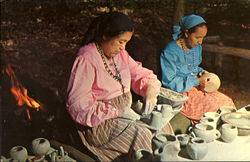 Pottery Workers