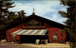 Flat Rock Playhouse Postcard
