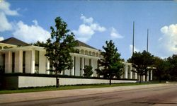 The New State Legislative Building