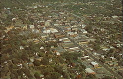Aerial View Of Salisbury