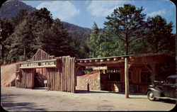 Entrance To Mountainside Theatre
