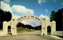 The Entrance To Fields Of The Wood