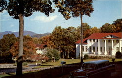 College Hall And Abbott Hall, Blue Ridge Assembly