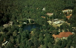 Panoramic Aerial View Of Montreat