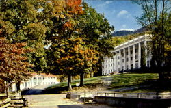 Robert E. Lee Hall And College Hall, Blue Ridge