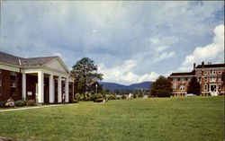 James Addison Jones Library And Dunham Hall, Brevard College