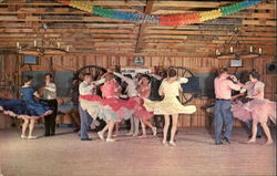 The Splendor And Color Of Real Western Square Dancing