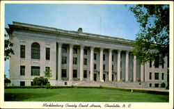 Mecklenburg County Court House