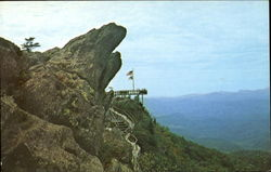 The Blowing Rock And Observation Tower And Trail